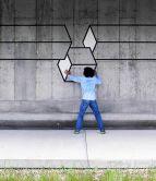 Aakash-Nihalani-geometrical-street-art-cover