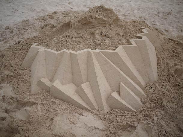 Geometric-Sand-Castles-by-Calvin-Seibert-13