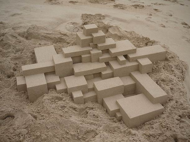 Geometric-Sand-Castles-by-Calvin-Seibert-15
