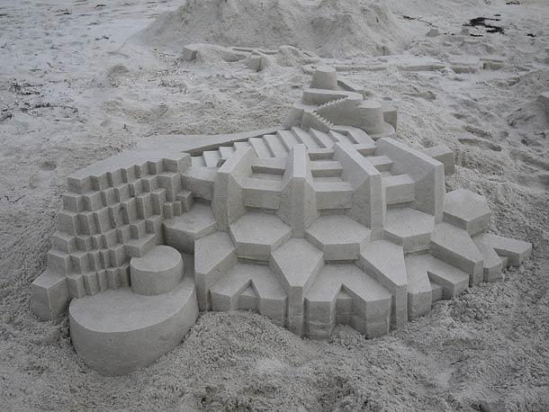 Geometric-Sand-Castles-by-Calvin-Seibert-17