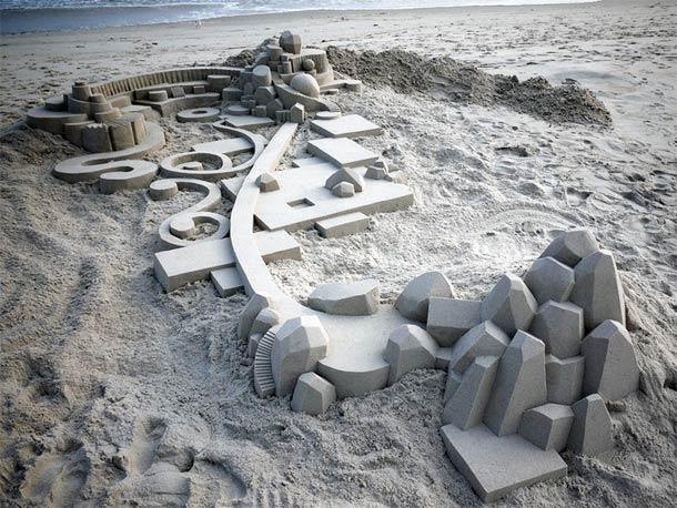 Geometric-Sand-Castles-by-Calvin-Seibert-18
