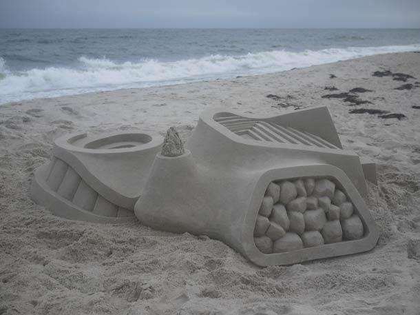 Geometric-Sand-Castles-by-Calvin-Seibert-5