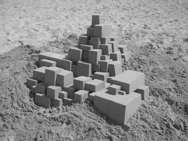 Geometric-Sand-Castles-by-Calvin-Seibert-6