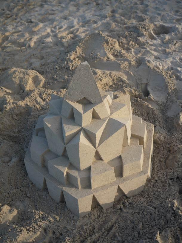 Geometric-Sand-Castles-by-Calvin-Seibert-7
