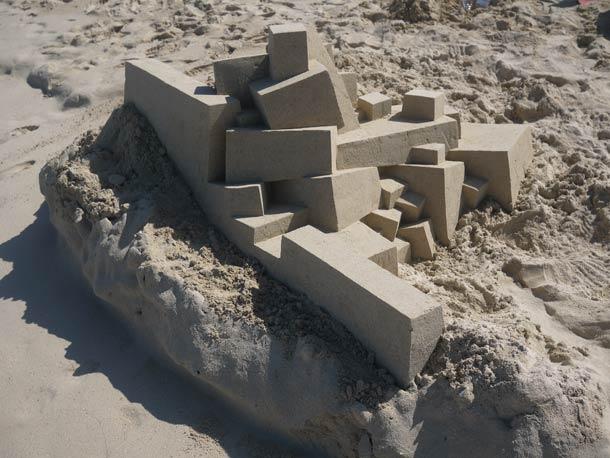 Geometric-Sand-Castles-by-Calvin-Seibert-8