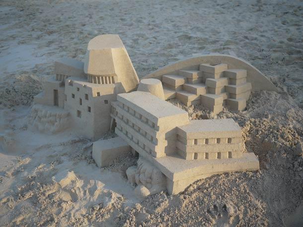Geometric-Sand-Castles-by-Calvin-Seibert-9